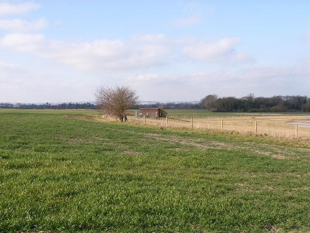Farmland adjacent to RAF Benson