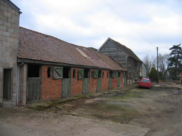 Stables, Moreton Underhill Farm