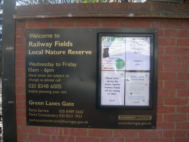 Railway Fields Local Nature Reserve