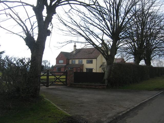 Cladswell House Farm