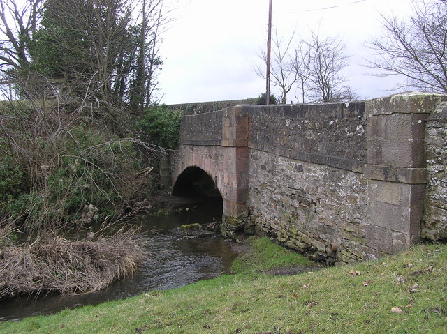 Mill Bridge : Caldwell.
