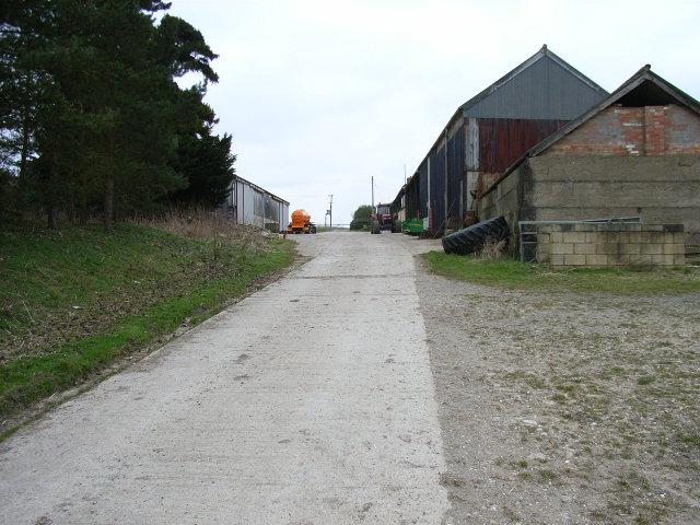 Manor Farm, Easington
