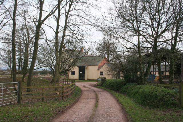 Cullompton: Higher Shutelake Farm