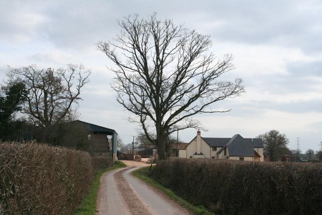 Cullompton: Chaldon Farm