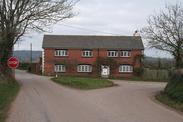 Plymtree: Clyst William Cross Farmhouse
