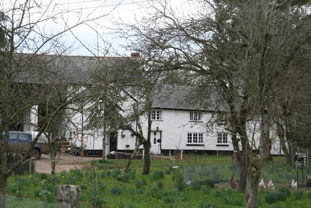 Plymtree: Danes Mill