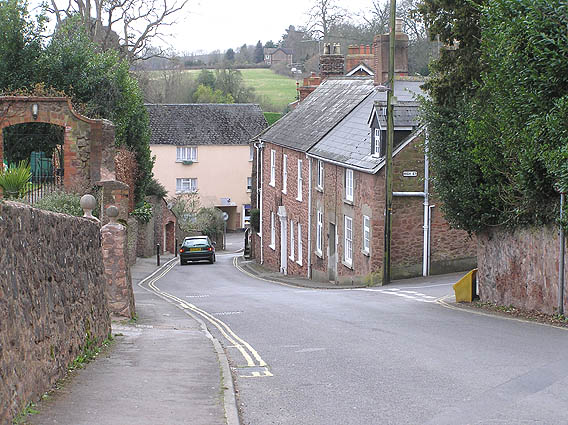 St. Michael's Hill, Milverton