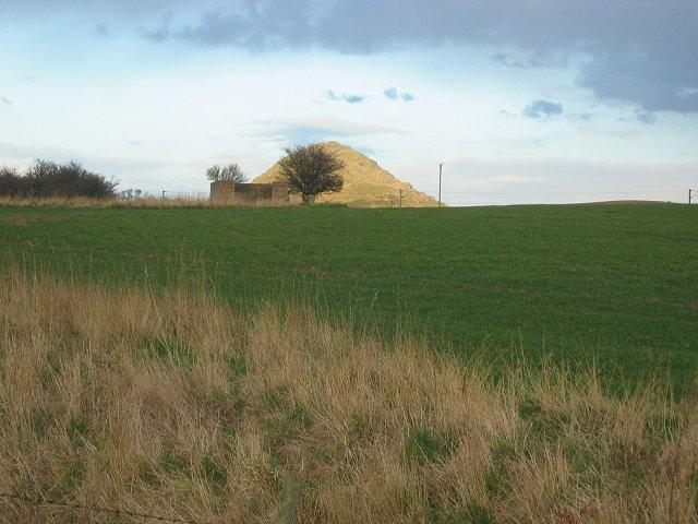 Ruin, near Dirleton.
