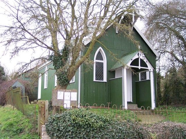 Chapel, Rodley