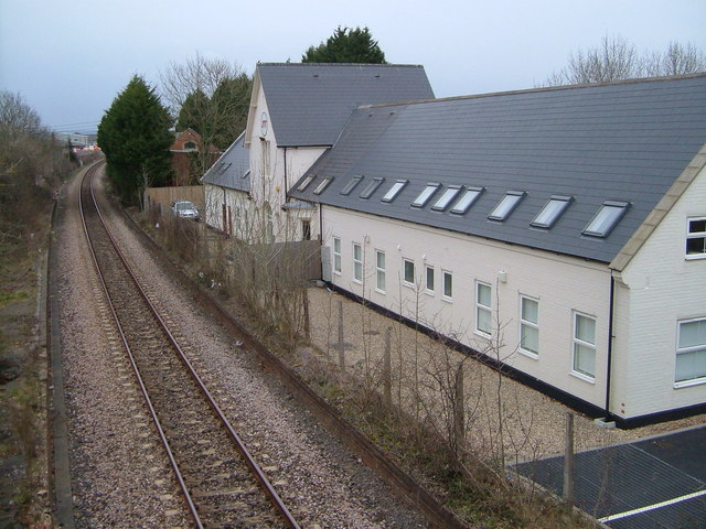 Old Broadclyst Station