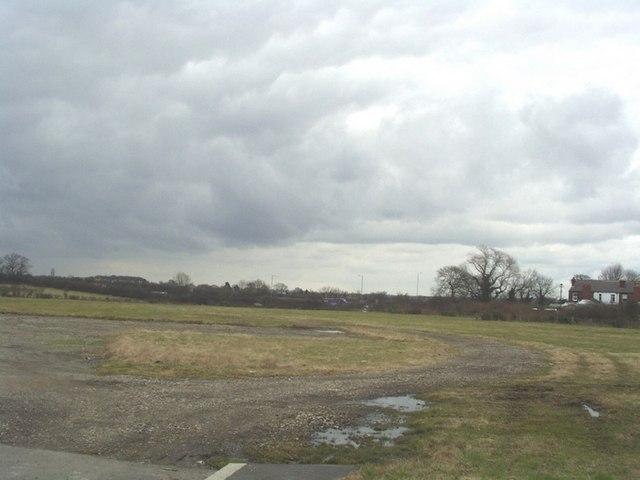 Field behind Morwick Terrace, Scholes