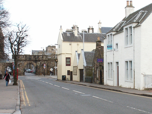 Argyle St, St Andrews