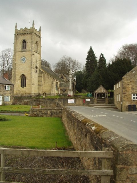 Church View and St Peter's