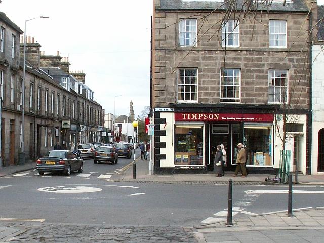 Bell Street, St Andrews