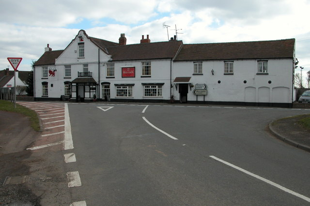 The Red Lion, Holt Heath
