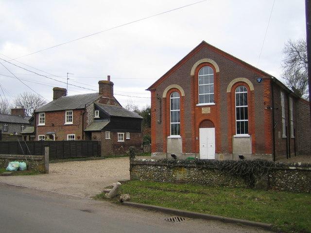 Jockey End: The Baptist Chapel