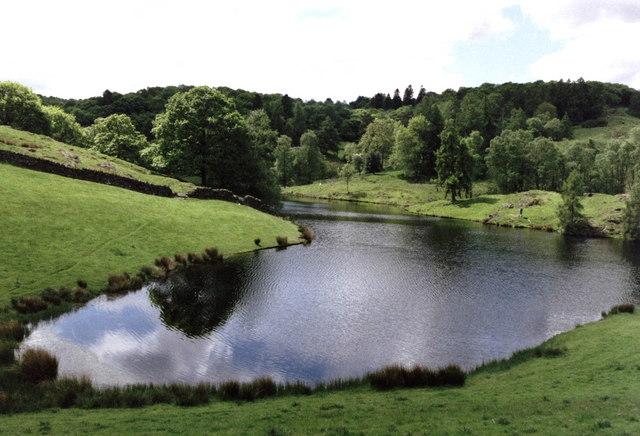 Ghyll Head Reservoir