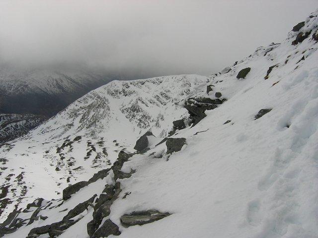 Sgurr Eilde Mor, South Ridge.