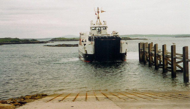 Leverburgh (An t-Ob)  jetty
