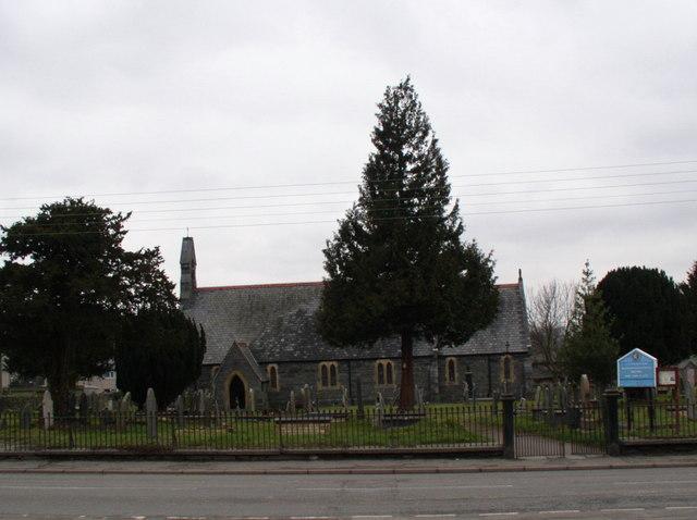St John the Evangelist, Cynwyd