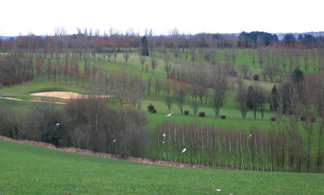 Shirland Golf Course
