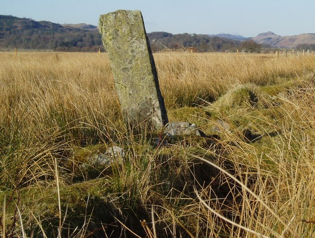 Stone near Crinan Ferry
