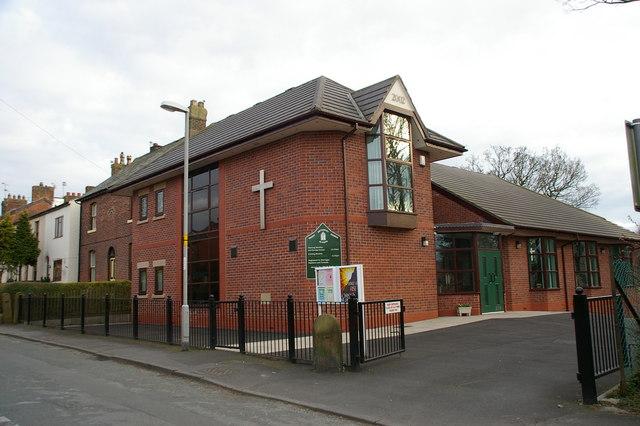 Trinity Methodist Church, Gregson Lane