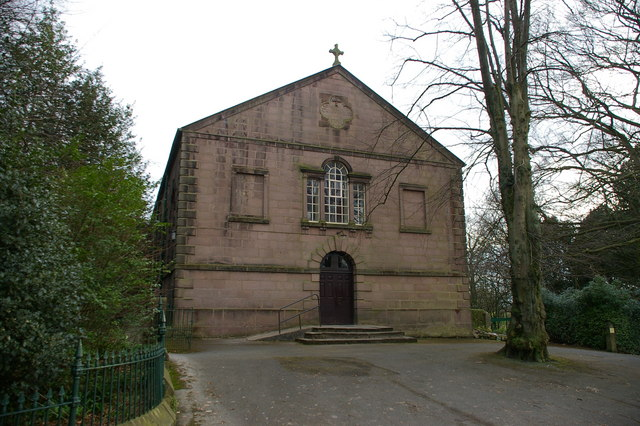 St Joseph RC Church, Private Lane, Hoghton