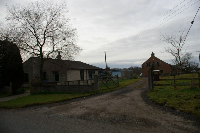 White Oak and Turners Farm, Firwood Lane
