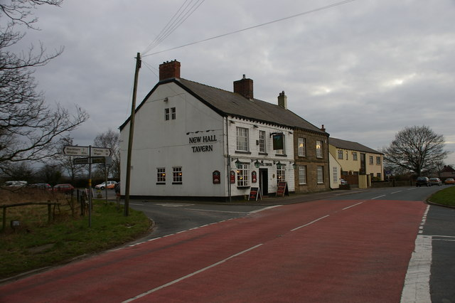 The New Hall Tavern