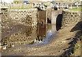 NR8390 : Lock on Crinan Canal by Eileen Henderson