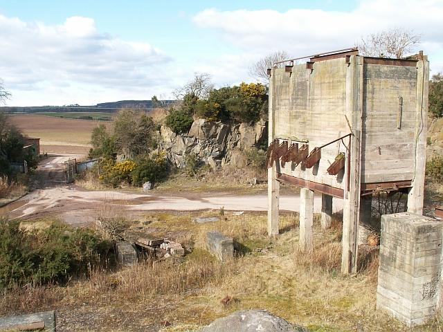 Brackmont Quarry