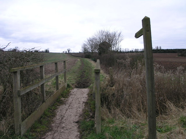 Bridleway Back to Southwell