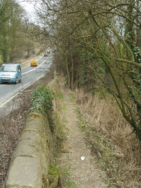 Leeds Country Way, Kiddal Bridge
