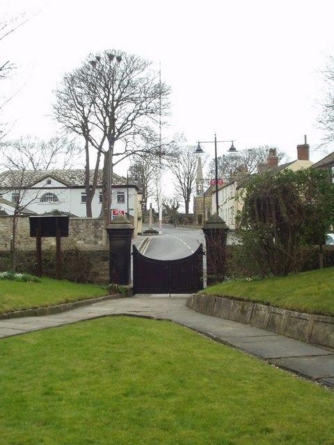 All Saints Churchyard, Barwick-in-Elmet