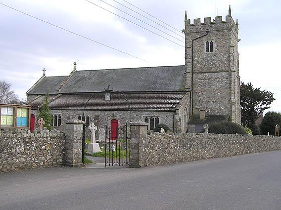 Kilmington parish church
