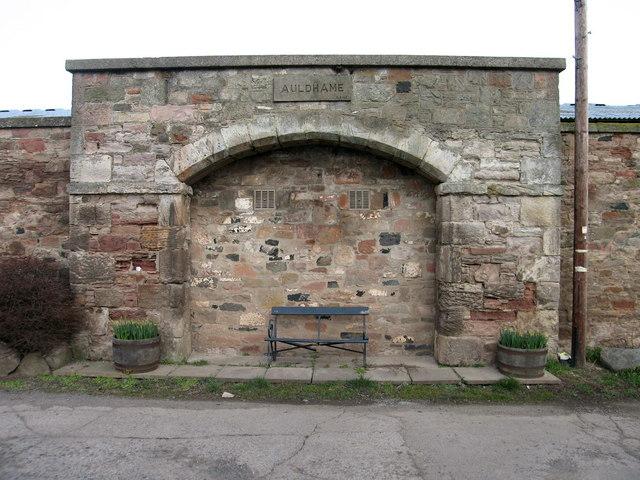 Auldhame, North Berwick