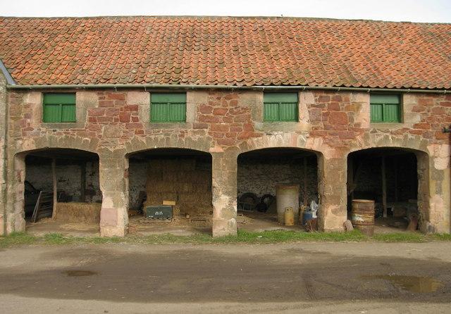 Blackdykes Farm, near North Berwick