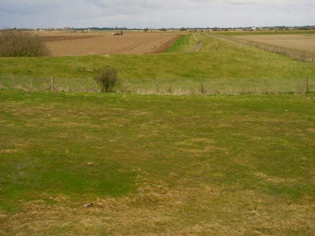 Flatlands near Clay Hole