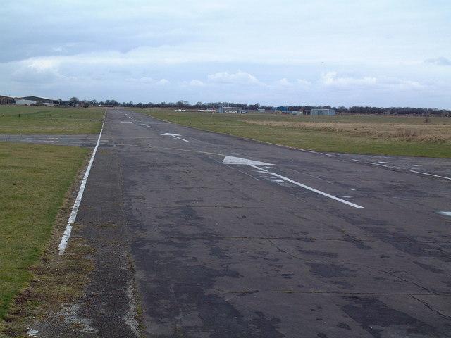 Sandtoft  Aerodrome Runway