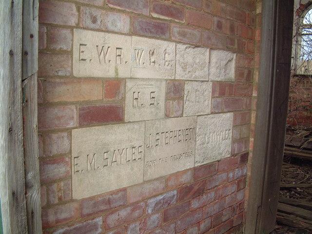 Stone Inscriptions