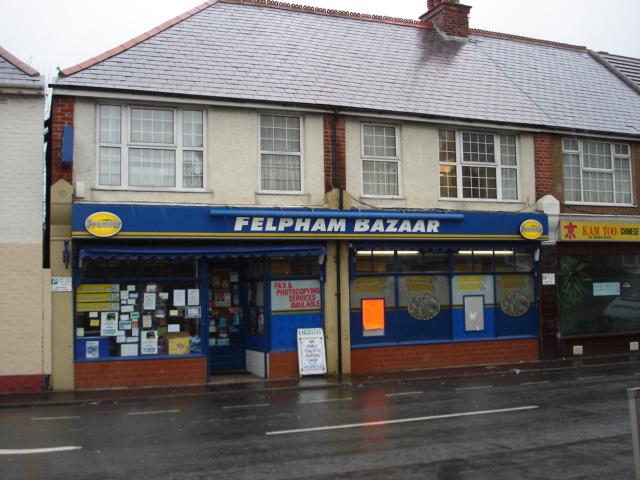 Felpham Bazaar,  Felpham Road, Felpham