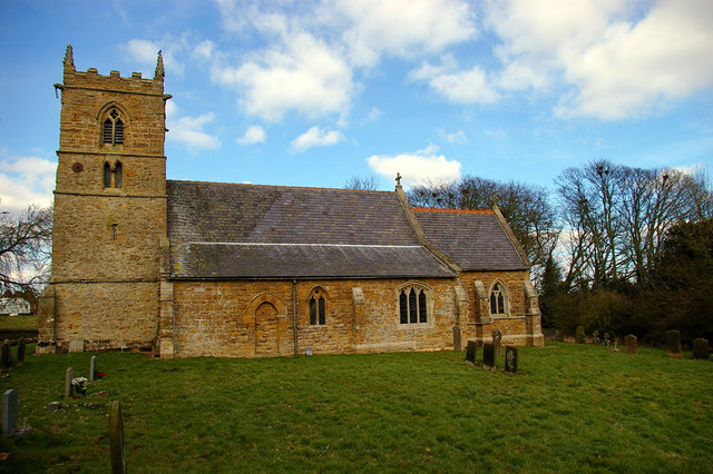 Church of St. Peter, Normanby-le-Wold