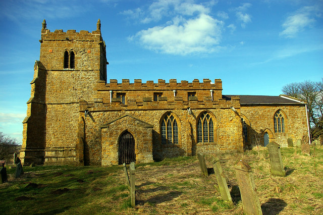 Church of All Saints, Walesby