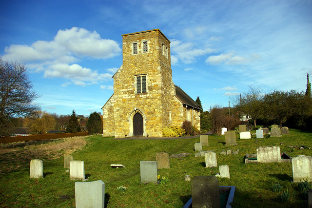 Church of St. Mary, Walesby