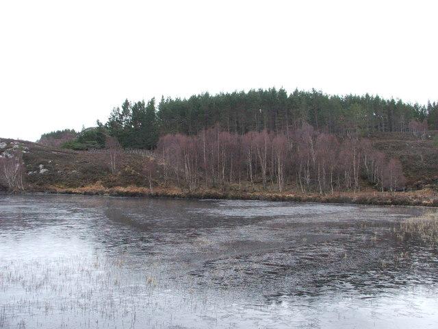 Loch nan Cuilcean