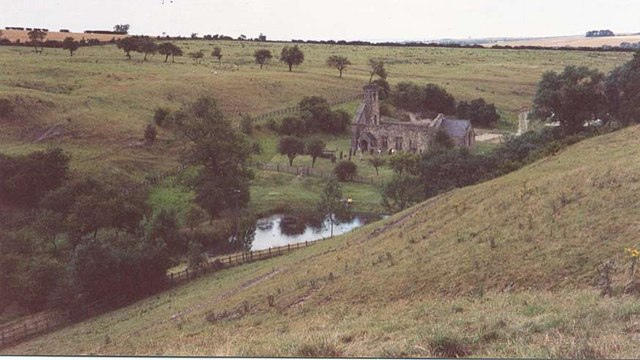 Wharram Percy in Thixendale