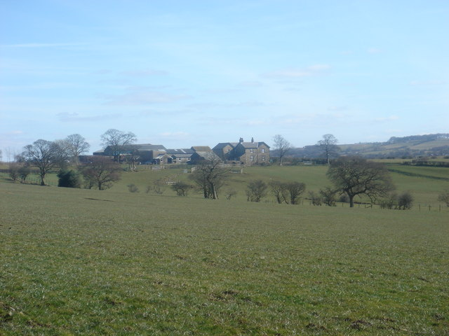 Denham Hall farm