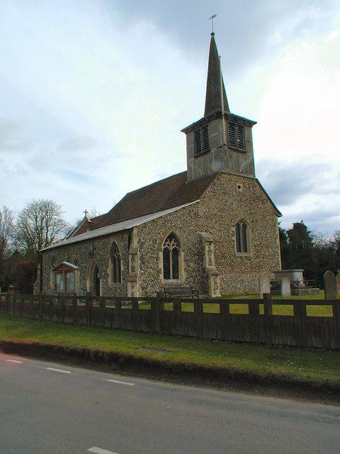 St. Mary's Church, Little Hallingbury