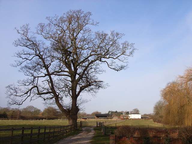 Grange Farm, Hartley Wintney